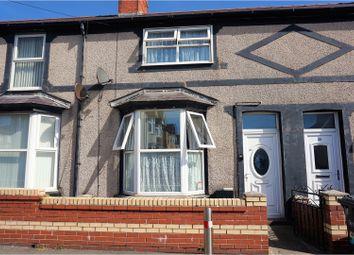 Thumbnail 2 bed terraced house for sale in Ffynnongroew Road, Rhyl