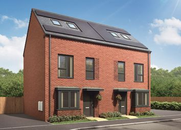 """Thumbnail 4 bed semi-detached house for sale in """"The Thames"""" at Showell Road, Wolverhampton"""