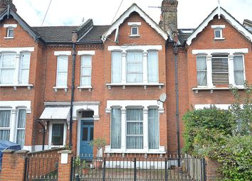 Thumbnail 4 bed terraced house for sale in Crystal Palace Road, East Dulwich, London
