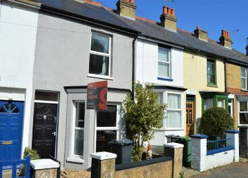 Thumbnail 2 bed terraced house to rent in Tennyson Road, Cowes