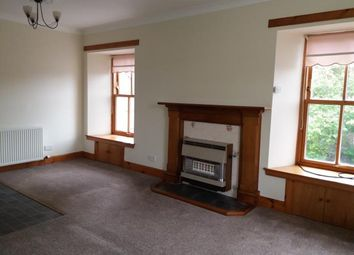 Thumbnail 2 bed flat to rent in Toutie Street, Alyth, Blairgowrie