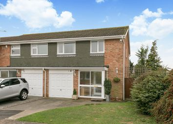 Thumbnail 3 bed end terrace house for sale in Shifford Crescent, Maidenhead, Berks