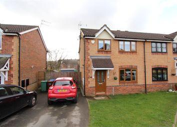Thumbnail 3 bed semi-detached house for sale in Brownhills Close, Tottington, Bury, Lancashire