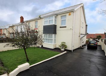 Thumbnail 4 bedroom semi-detached house for sale in Happaway Road, Torquay