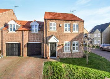 Thumbnail 3 bed semi-detached house for sale in Priory Close, Nafferton, Driffield
