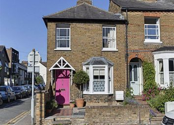 Thumbnail 3 bed end terrace house for sale in Railway Place, Hertford