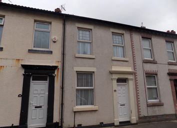 Thumbnail 2 bedroom terraced house to rent in Richmond Road, Blackpool