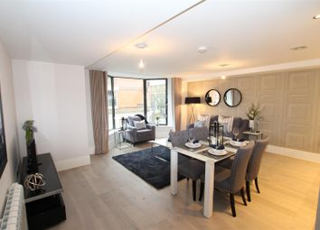 Thumbnail 2 bed flat for sale in Minorca Road, Weybridge