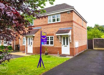 Thumbnail 3 bedroom mews house to rent in Harrier Close, Leigh, Lancashire