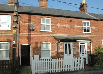 Thumbnail 2 bed terraced house to rent in St. Catherines Road, Long Melford, Sudbury