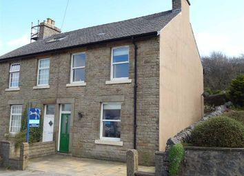 Thumbnail 3 bed semi-detached house for sale in Leek Rd, Buxton, Derbyshire