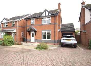 Thumbnail 3 bed detached house for sale in Bren Way, Hilton, Derby