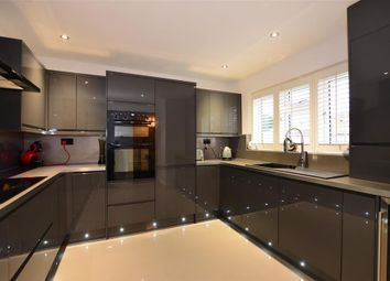 Thumbnail 3 bed semi-detached house for sale in Sherbourne Close, West Kingsdown, Sevenoaks, Kent