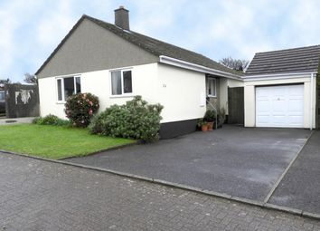 Thumbnail 3 bed detached bungalow for sale in Trethannas Gardens, Praze An Beeble, Camborne