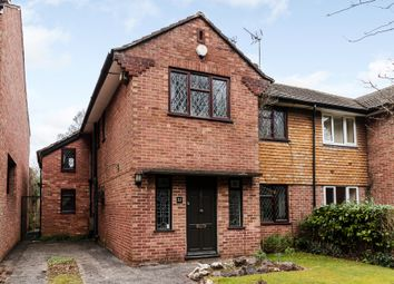 Thumbnail 4 bed semi-detached house for sale in Gwernrhuddi Road, Cardiff