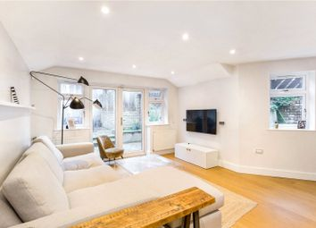 Thumbnail 2 bed flat for sale in Hemstal Road, London