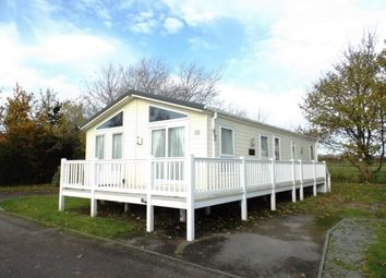 Thumbnail 2 bed mobile/park home for sale in Breydon Waters, Burgh Castle, Great Yarmouth