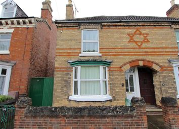 Thumbnail 3 bed semi-detached house to rent in Nottingham Road, Kegworth, Derby