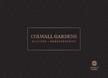 Thumbnail 3 bed detached house for sale in Colwall Gardens, Walwyn Road, Colwall, Malvern