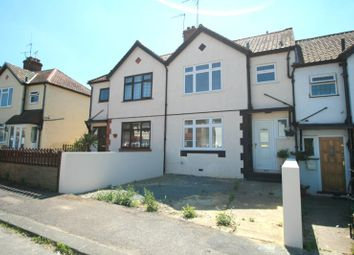 Thumbnail 3 bed terraced house to rent in The Greenway, Epsom