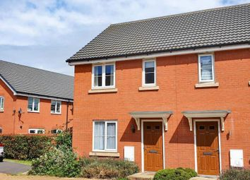 Thumbnail 3 bed semi-detached house to rent in Stearman Road, Brockworth, Gloucester