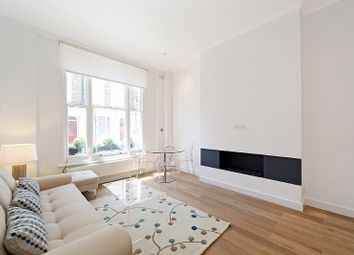 Thumbnail 1 bed flat to rent in Newton Road, London