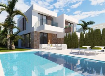 Thumbnail 3 bed town house for sale in Finestrat Sierra Cortina (Near Benidorm), Alicante, Spain