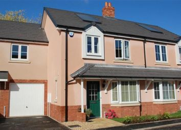 Thumbnail 3 bed property to rent in College Close, Minehead