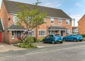 Thumbnail 3 bed terraced house for sale in Smeaton Close, Blakelands, Milton Keynes