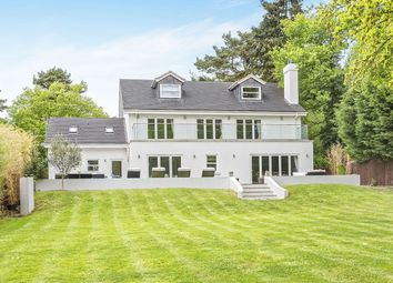 Thumbnail 7 bed detached house for sale in Trumpsgreen Road, Virginia Water