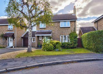 Thumbnail 4 bed detached house for sale in Wheatsheaf Road, Alconbury Weston, Huntingdon, Cambridgeshire