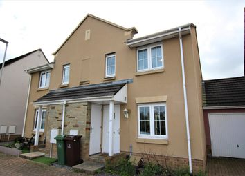 Thumbnail 3 bed semi-detached house for sale in Junction Gardens, Plymouth