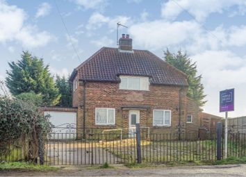 3 bed detached house for sale in Chalk Road, Walpole St Peter, Wisbech PE14