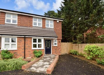 Thumbnail 2 bed semi-detached house for sale in Lambourne Close, Farningham, Kent