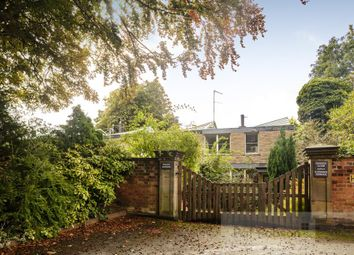 Thumbnail 3 bed town house for sale in Fenwick Close, Jesmond, Newcastle Upon Tyne