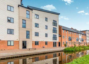 Thumbnail 2 bedroom flat to rent in Caldon Quay, Stoke-On-Trent