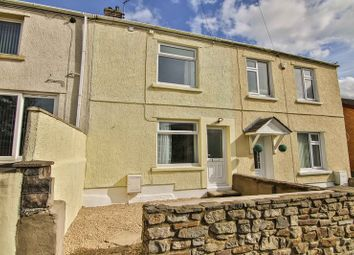 Thumbnail 2 bed terraced house for sale in Caddicks Row, Blaina, Abertillery