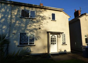 Thumbnail 2 bed end terrace house to rent in Springcroft Drive, Doncaster