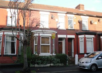 Thumbnail 5 bedroom terraced house to rent in Cawdor Road, Fallowfield, Manchester