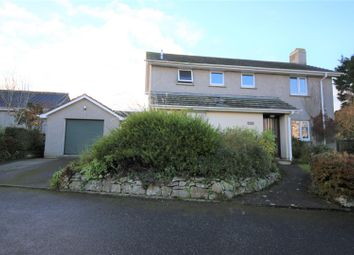Thumbnail 4 bed detached house for sale in Levine View, Goldenbank, Falmouth