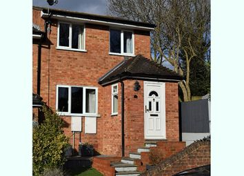 Thumbnail 3 bed end terrace house for sale in Hybrid Close, Rochester