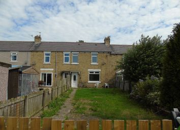 Thumbnail 2 bed terraced house for sale in Fifth Row, Linton Colliery, Morpeth