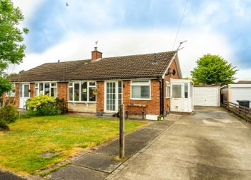 Thumbnail 2 bed semi-detached bungalow for sale in Buttermere Drive, Rawcliffe, York