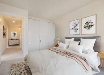 Thumbnail 2 bed flat for sale in Ploughman Way, Trumpington, Cambridge