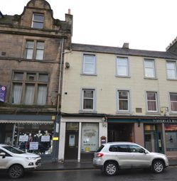 Thumbnail 2 bed maisonette for sale in 78 Top Flat, High Street Hawick