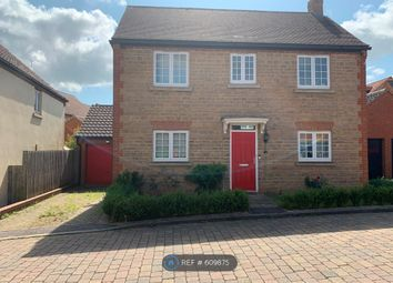 Thumbnail 3 bed detached house to rent in Kingsmead, Milton Keynes