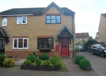 Thumbnail 2 bed property to rent in Birch Crescent, Brandon Groves, South Ockendon