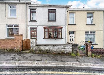 Thumbnail 3 bedroom terraced house to rent in Arfryn Terrace, Merthyr Tydfil