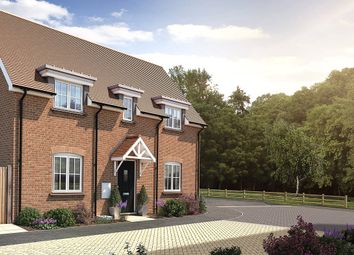 Thumbnail 2 bed semi-detached house for sale in Oak Tree Close, Farnham Road, Odiham, Hampshire