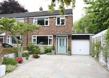 Thumbnail 3 bed semi-detached house for sale in Longton Avenue, Didsbury, Manchester